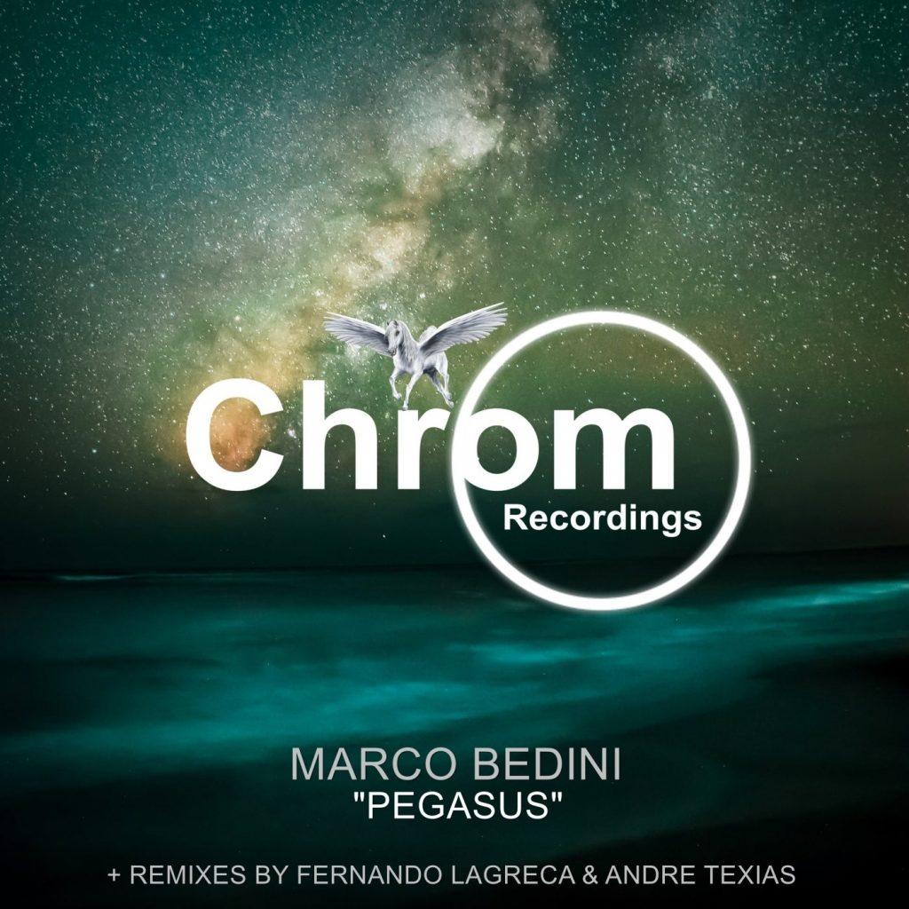 Marco Bedini - Pegasus EP, incl. remixes by Fernando Lagreca & Andre Texias