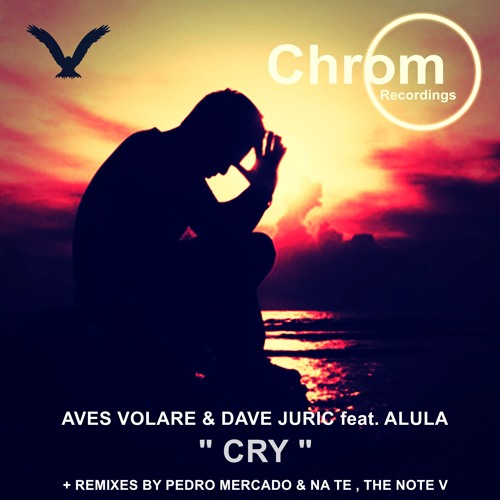 [CHROM017] Aves Volare & Dave Juric feat. Alula - Cry + Remixes by The Note V, Pedro Mercado & Na Te